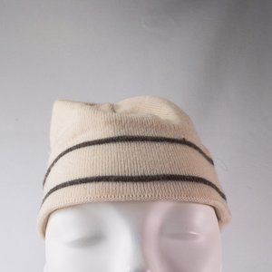 The North Face Beanie Hat Unisex Tan Brown